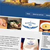 Blueberry Hill Meals Site
